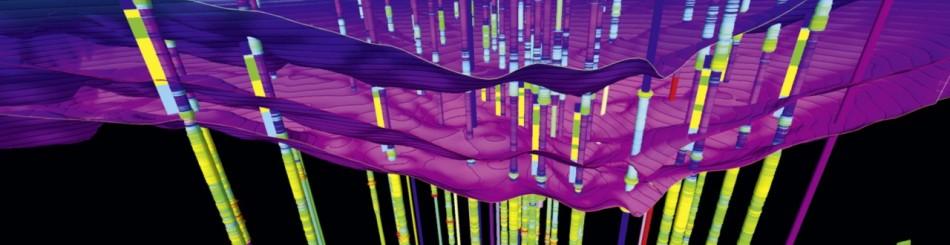 Modélisation 3D du bassin de Paris (2010).