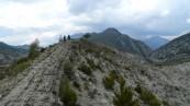 Terrain dans la vallée de l'Esera (Aragon) - © BRGM - Thomas Gutierrez