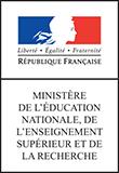 Logo Ministère en charge de l'éducation nationale